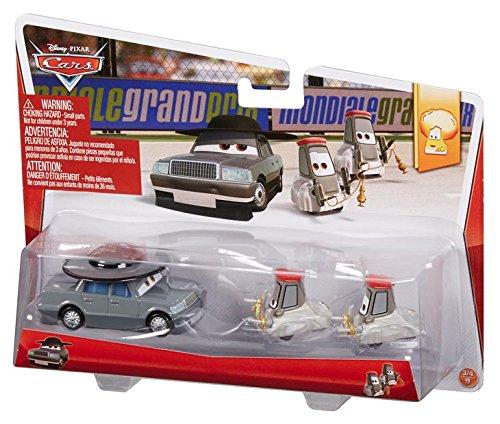 Mattel coche de juguete disney cars - Juguetes disney cars ...