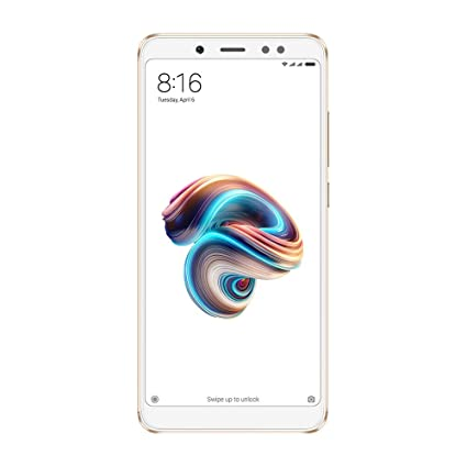 Xiaomi Redmi Note 5 32GB Gold, Dual Sim, 5 99