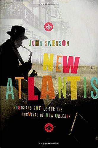 Gratis computer downloadbare e-bøger New Atlantis: Musicians Battle for the Survival of New Orleans PDF
