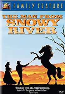Man from Snowy River (L'homme de la rivière d'argent) (Bilingual)