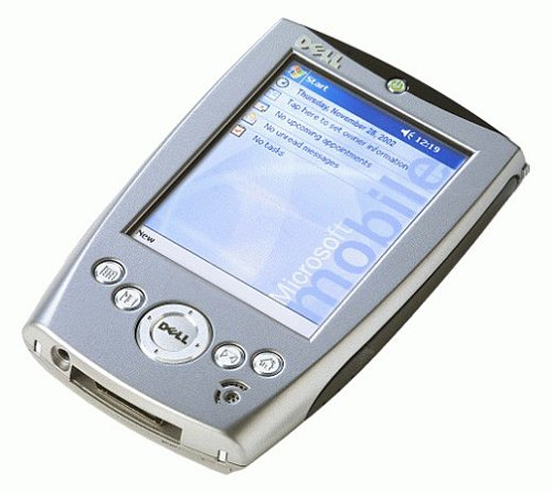 Dell Axim X5 400 MHz Pocket PC by Dell