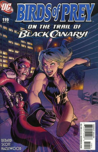 Birds of Prey #119 VF/NM ; DC comic book (Arrow Helena Green)