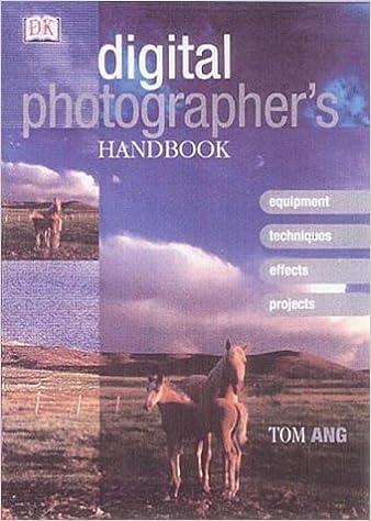 Book Digital Photographers Handbook