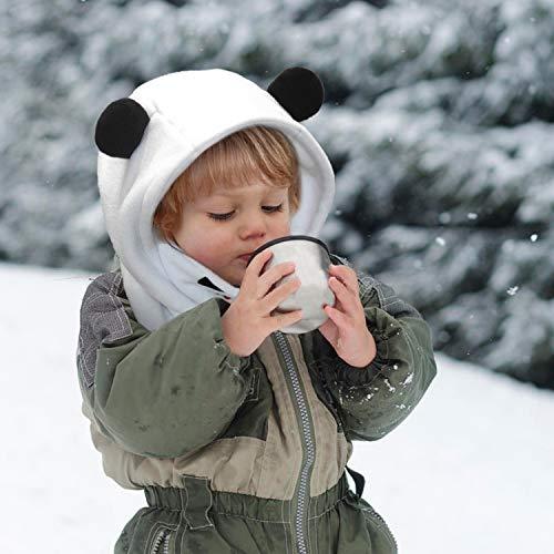 FCY Kids Balaclava,Boys/Girls Winter Hat,Fleece Ski Mask,Windproof Face Mask