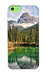 New Rocky Mountains Tpu Case Cover, Anti-scratch Podiumjiwrp Phone Case For Iphone 5c
