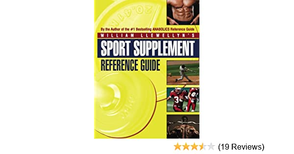 sport supplement reference guide kindle edition by william rh amazon com William Llewellyn Books William Llewellyn Books