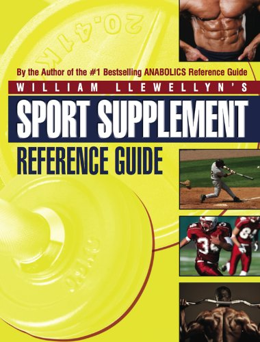 Sport Supplement Reference William Llewellyn ebook