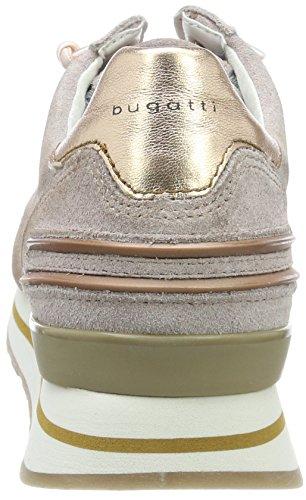 Baskets Femme Rose Bugatti 3490 Metallics 422404021449 UHCwz