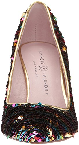 cheap sale 2014 unisex fashionable online Chinese Laundry Women's Ruthy Dress Pump Rainbow Sequins comfortable cheap online cheap authentic clearance best store to get 2QXQkA4H