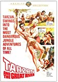 Tarzan And The Great River (1967) by Warner Bros.