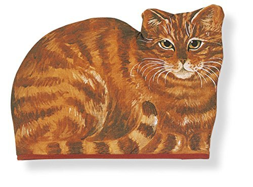 Ulster Weavers Ginger Cat Cats in Waiting Tea Cozy