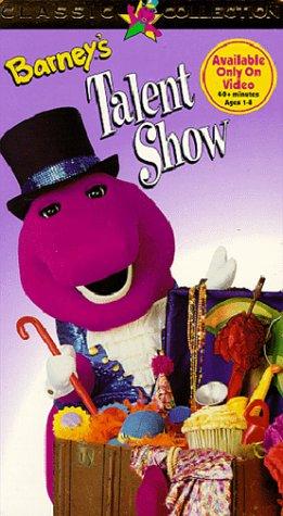 Barneys Talent Show [VHS]