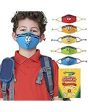Juego de máscaras de Crayola