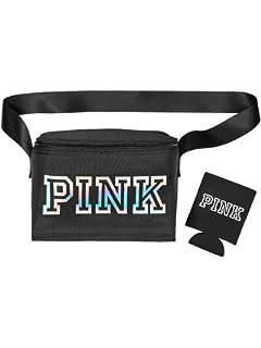 13dd18e46f29 Amazon.com: Victoria's Secret Pink New Cooler + COOZIE Color Gold ...