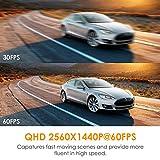 Vantrue X4 UHD 4K Dash Cam 3840x2160P