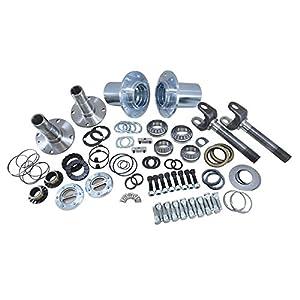 Yukon (YA WU-04) Spin Free Locking Hub Conversion Kit for Dodge SRW Dana 60 AAM Differential by Yukon Gear