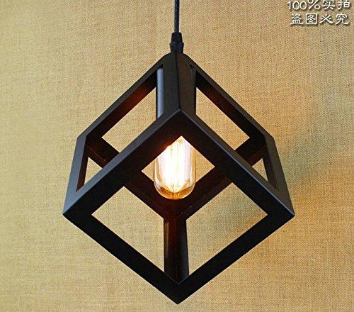 Vintage Cast Iron Porch Light