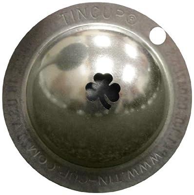Tin Cup The Shamrock Golf Ball Marking Stencil, Steel