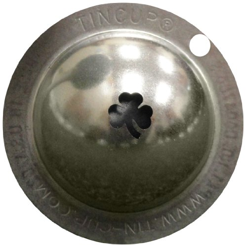 Tin Cup The Shamrock Golf Ball Marking Stencil, Steel