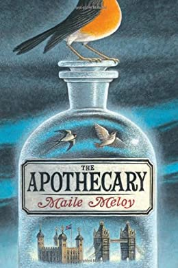 The Apothecary - Maile Meloy - Books like percy Jackson