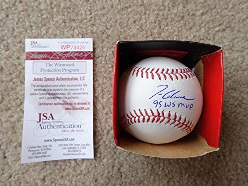 Mlb Mvps Autographed Baseball - 9