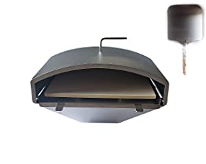 Green Mountain Grill Wood Fired Pizza Oven + Pizza Peel