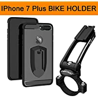 MAXROCK (TM) Adjustable Compact Cycling Cellphone Holders Stem Cap Mount With Aluminium Alloy Material Bike Mount for Smart Phones, GPS, Video Recorder.. (Black)… (gray)