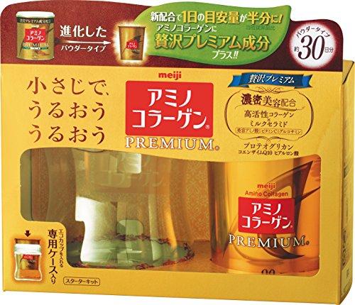 Special Eye Fx (Meiji Amino Collagen Premium Starter Kit 90g)