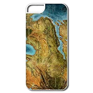 Geek Dragon Age 2 Map IPhone 5/5s Case For Team