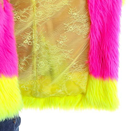 Femme Alberta Manteau Fuchsia Polyamide 06121686217 Ferretti 4n1qpxwO6