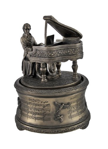 Bronzed Finish Mozart