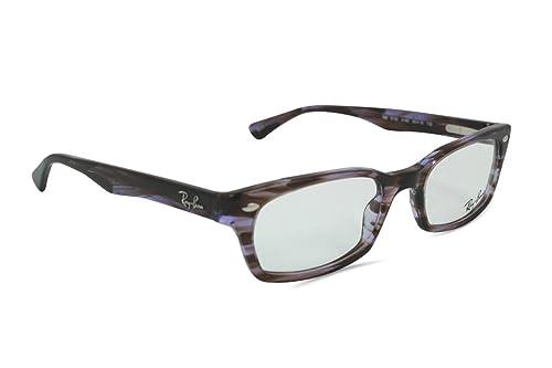 Amazon.com: Ray-Ban 5150 5165 - Gafas de sol rectangulares ...