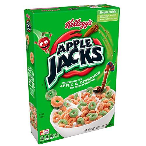 🥇 Kellogg's Apple Jacks