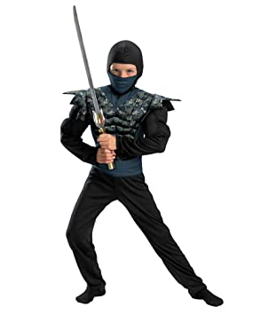 Horror-Shop Disfraz Ninja Camo: Amazon.es: Juguetes y juegos