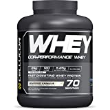 Cellucor Cellucor whey protein isolate powder, post workout recovery drink, whipped vanilla, 70 servings 2212 gram Whipped Vanilla