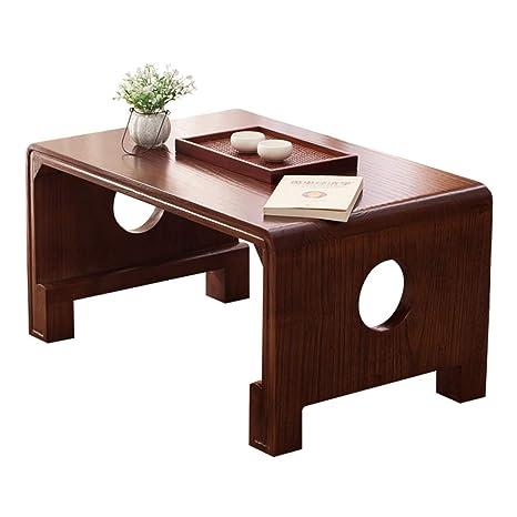 Amazon Com Coffee Tables Table Solid Wood Tatami Tea Table