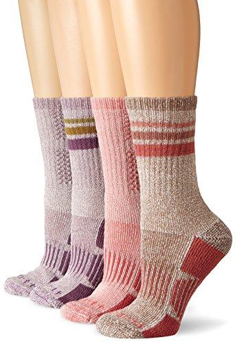 Carhartt Womens 4 Pack All-Season Boot Socks