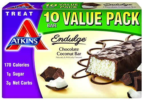 Atkins Endulge Treat Chocolate Coconut