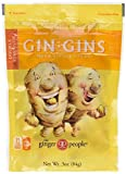 The Ginger People Gin Gins Hard Candy - 3 oz (Pack of 2)