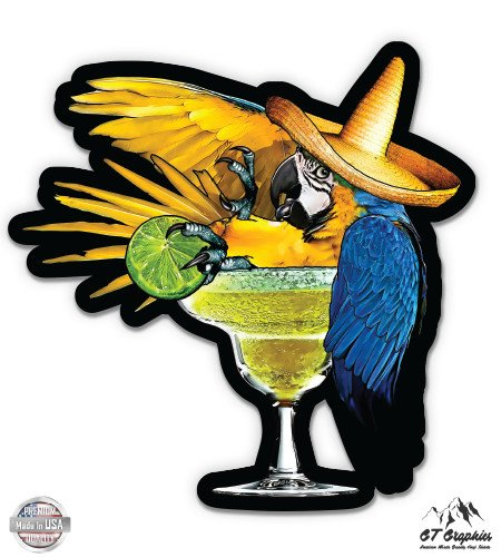 Macaw Tropical Drink - 16