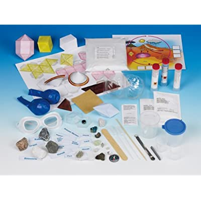 Thames & Kosmos Earth Science Crystals, Rocks, and Minerals: Toys & Games