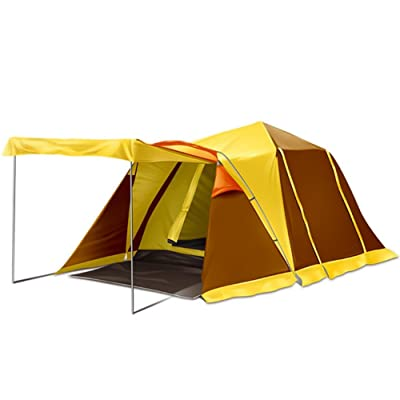 pengweiOutdoor 3-4 personnes caravanes ¨¤ double camping automatique une pi¨¨ce une pi¨¨ce approvisionnement en eau de pluie approvisionnement