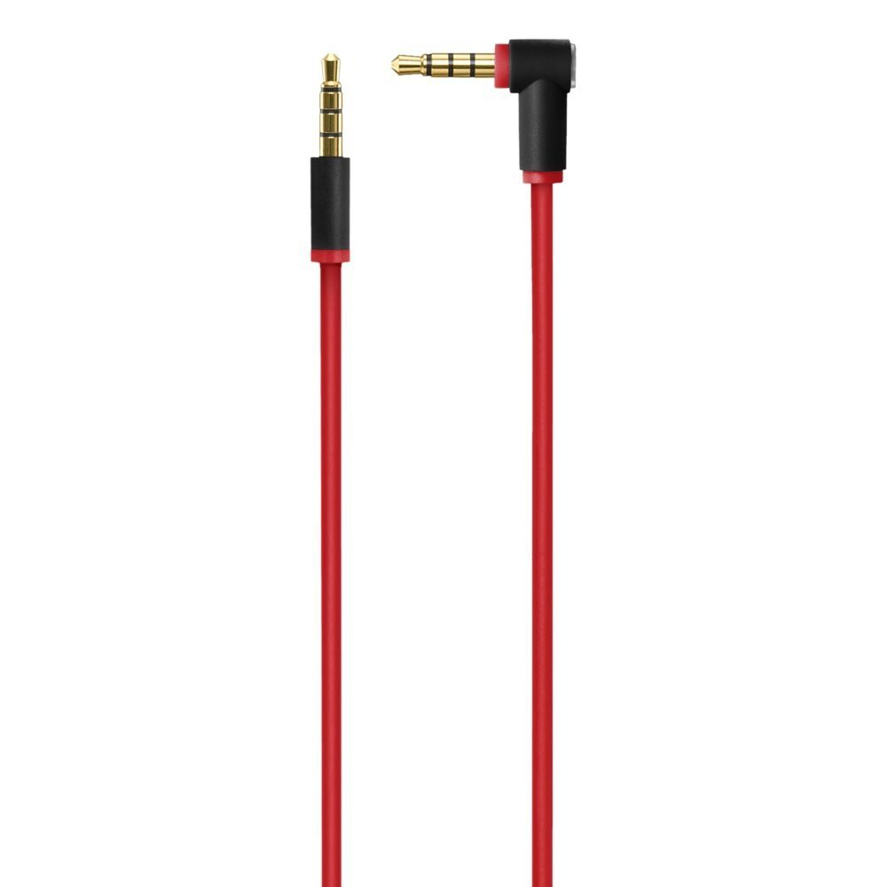Eleshroom Replacement Beats Audio Cable with Inline Remote/Microphone for Beats, Compatible to Apple iPhone