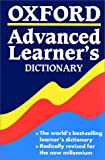 Oxford Advanced Learner's Dictionary: Of Current English