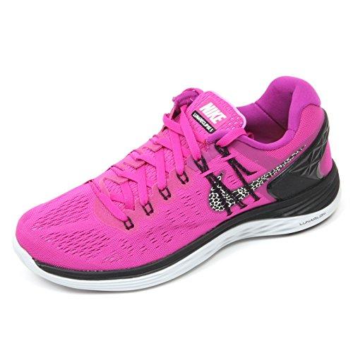 Scarpa Scarpa Scarpa Woman nero Fucsia C5998 Sneaker Nike Lunareclipse Donna 5 5 5 5 Shoe zXwWn