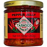 TABASCO JELLY PEPPER SPICY, 10 OZ