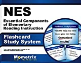 NES Essential Components of Elementary Reading Instruction Flashcard Study System: NES Test Practice Questions & Exam Review for the National Evaluation Series Tests (Cards)