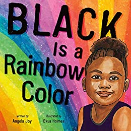 Image result for black is a rainbow color amazon