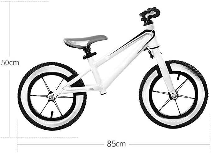 Chenglian Bicicleta de Equilibrio Bicicleta De Equilibrio Ligera De 12