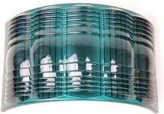 product image for W T Kirkman/Handlan Railroad Classification Lamp Radial Lens, Green